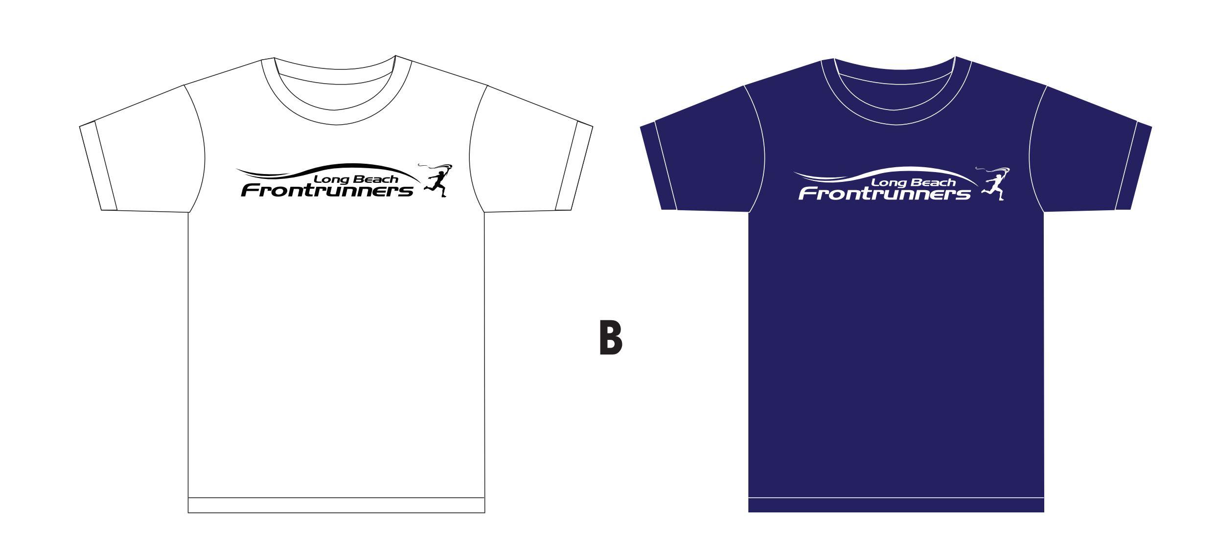 SFRLB running shirt options